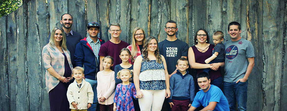 Pembina Valley Bible Camp Staff